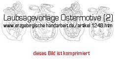 Bastelbedarf Ersatzteile Laubsägevorlagen Ostern Und Frühling